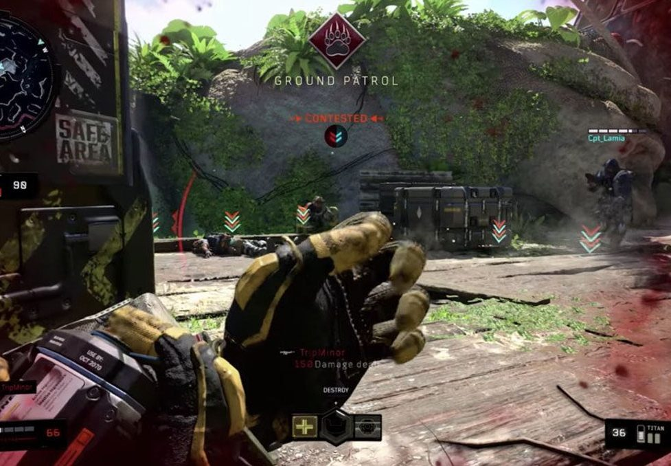 Call Of Duty Black Ops 4 Gameplay Preview Drops Punch Jump