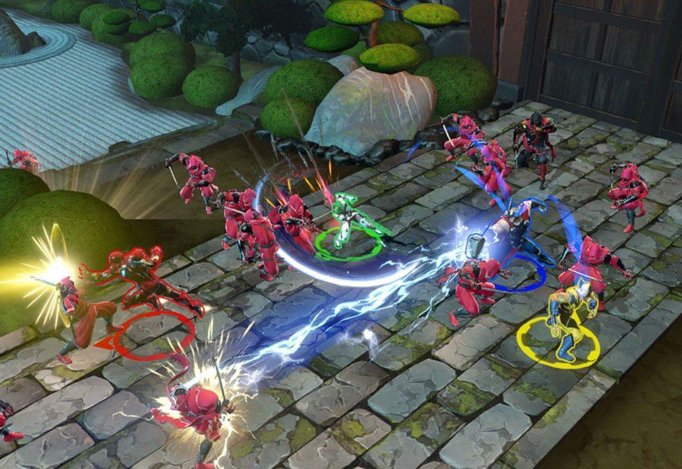 Marvel Ultimate Alliance 3 Nintendo Switch X Men Trailer Drops Punch Jump